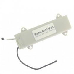 Radio 8113 IP55 приемник Nero Electronics (для установки в короб)