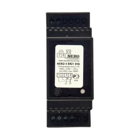 NERO II 8421 DIN - исполнительное устройство, диммер