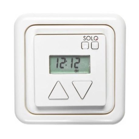 SOLO 8252-50 электронный выключатель с функцией таймера